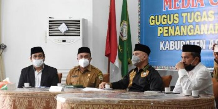 Menkeu Berikan Penghargaan Kepada Pemkab Aceh Tengah