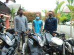 Agustiar Berhasil Mencuri Empat Puluh Unit Sepeda Motor