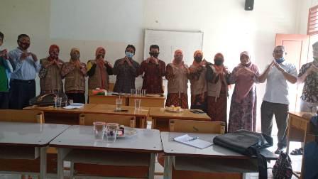 Pengurus PGRI Kota Banda Aceh Adakan Rapat