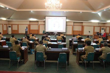 Pelaksanaan Sistem Akuntabilitas Kinerja Instansi Pemerintah Kab. Bogor Dievaluasi
