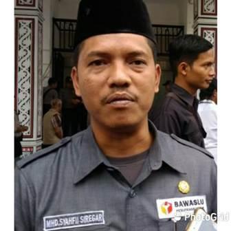 Ketua Badan Pengawas Pemilu Kota Pematang Siantar Diberhentikan