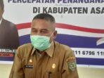 Data Mitigasi Covid-19 Kabupaten Asahan Mencapai 219 Kasus Positif