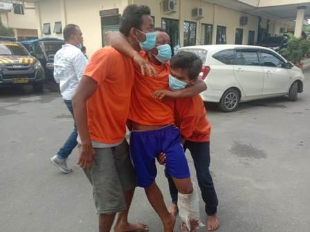 Pelaku Pembunuhan Dan Pemerkosaan Di Medan Tertangkap