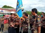 Ketua FKPPI Langkat Lantik Pengurus Sub-Rayon 04 Desa Kwala Gebang