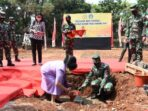 Pembangunan PAUD Holisitic Integrative Di Mabes TNI Dimulai