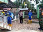 Satbrimob Aceh Kompi 2 Batalyon C Terus Berupaya Putus Covid-19
