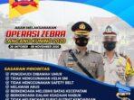 Polres Pelalawan Mulai Laksanakan Operasi Zebra Lancang Kuning
