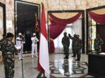 Panglima TNI Pimpin Sertijab Kabais,Kasum dan Dandenma Yang Baru