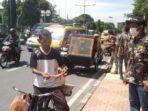 Peringati Hari Sumpah Pemuda, Fkppi Kota Binjai Bagi 28.000 Masker