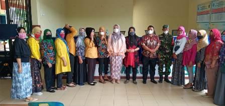 Anggota DPRD Langkat Zuhuriah Wista Br Gurusinga, SE Reses Di Desa Padang Cermin