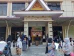 Disdukcapil Pelalawan kembali Dibuka Setelah Ditutup Dua Minggu