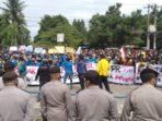 Demo Mahasiswa Tolak RUU Omnibus Law, Joko Basuki Juga Pernah Jadi Buruh