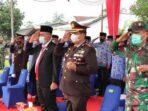 Bupati Dan Kapolres Batu Bara peringati Hari Pahlawan Nasional