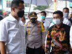 Kapolres Simalungun Siagakan Personil Guna Pengamanan Kunjungan Kementrian Sosial