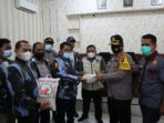 DPD IPK Bersilaturahmi Dengan Kapolres Batu Bara