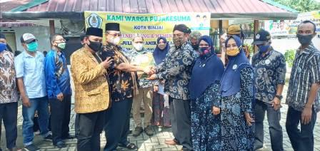Pujakesuma Kota Binjai Deklarasikan Dukung Juliadi - Amir