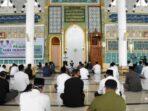 Bupati Aceh Tengah Hadiri Maulid Akbar Dengan Mematuhi Prokes