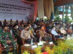 KPU Kabupaten Pelalawan Melaksanakan Simulasi Pemungutan Dan Penghitungan Suara