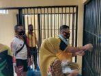 Polres Batu Bara Berbagi Pada Tahanan