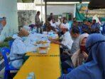 Kodim 0110/Abdya Gelar Rapid Test Massal di Puskesmas Susoh