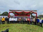 Polres Simalungun Gelar Deklarasi Pilkada Damai