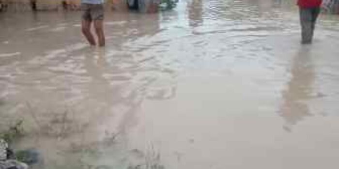 Banjir Melanda Kota Binjai