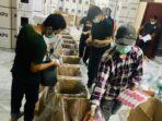 Komisi Pemilihan Umum Binjai Distribusikan Logistik Pilkada