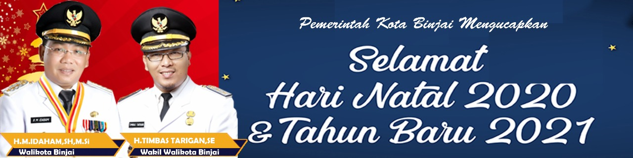 Banner Iklan Pemko Binjai