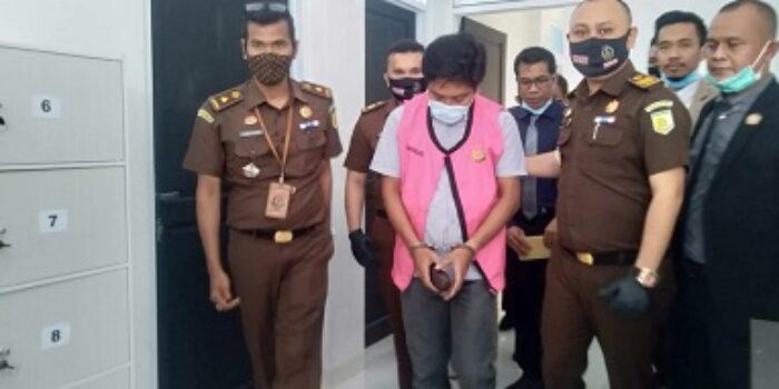 Kejari Pelalawan Tahan Mantan Pejabat BUMD Tuah Sekata