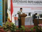 Pemkab Pelalawan Laksanakan Musrenbang RKPD Tahun 2021