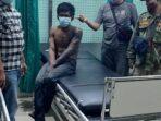 Akibat Pencurian Kabel, Agus Diamankan Polisi