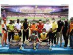 Ps TNI AD Yonif 126 Juara I Danlanal Cup 2021