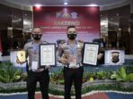 Polres Asahan Kembali Mendapat Penghargaan dari Poldasu