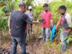 Polsek Selesai Amankan Dua Pencuri di PT Mega Sari Agung Sejahtera