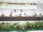 Forum Konsultasi Publik Rancangan Awal RPJMD Asahan Tahun 2021-2026