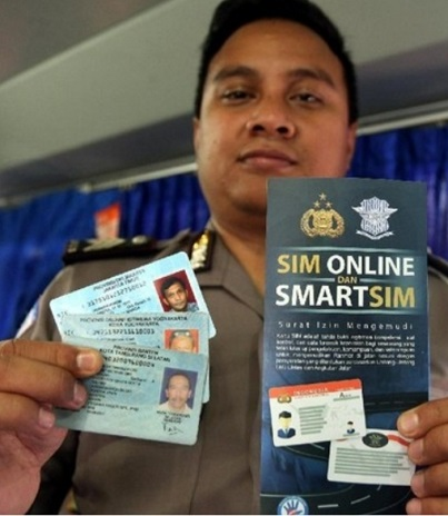 Kabar Gembira Pembuatan SIM Secara Online berkaku 12 April 2021