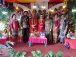 Khenoki Waruwu Hadiri Pesta Pernikahan Yahasara Daeli Dan Ermina Tety M Nduru