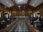 DPRD Kabupaten Asahan Serahkan Rekomendasi LKPJ Bupati Asahan