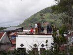 Bener Meriah Dilanda Angin Kencang, Tiga Unit Rumah Rusak