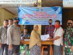 Sebanyak 70 KK di Gampong Paya Manggeng Abdya Terima BLT DD