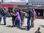 DPP ALMATARA Bagikan Masker Ke Masyarakat