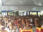 Bupati Dan Wakil Bupati Nias Barat Hadiri Rapat Koordinasi Dana Desa
