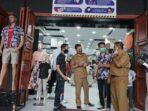 Kopdag Asahan Imbau Pemilik Toko dan Perbelanjaan Patuhi Prokes