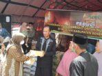 Bank Aceh Syari'ah Bener Meriah Salurkan Bantuan Korban Kebakaran
