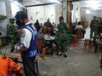 Tim Gabungan Razia Prokes Covid-19 ke Warkop di Abdya