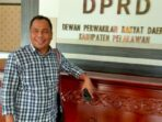 Baharuddin SH Minta Komisi I DPRD Kabupaten Pelalawan Panggil Disdik dan BPKAD