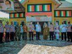 Sambut Kunjungan Tim Asistensi III Polda Aceh, Kapolres Imbau Warga Patuhi Prokes