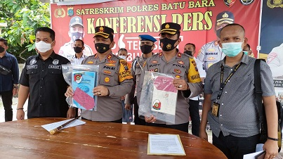 Diduga Mafia Tanah, Oknum Kades Diancaman 6 Tahun Penjara