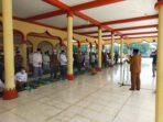 Pengurus Besar Mesjid Agung Sultan Malikussaleh Priode 2021-2026 Dikukuhkan