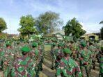 Pimpin Apel Luar Biasa, Ini Pesan Dandim Aceh Utara Kepada Anggota